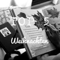 TOP 5 - Weihnachten