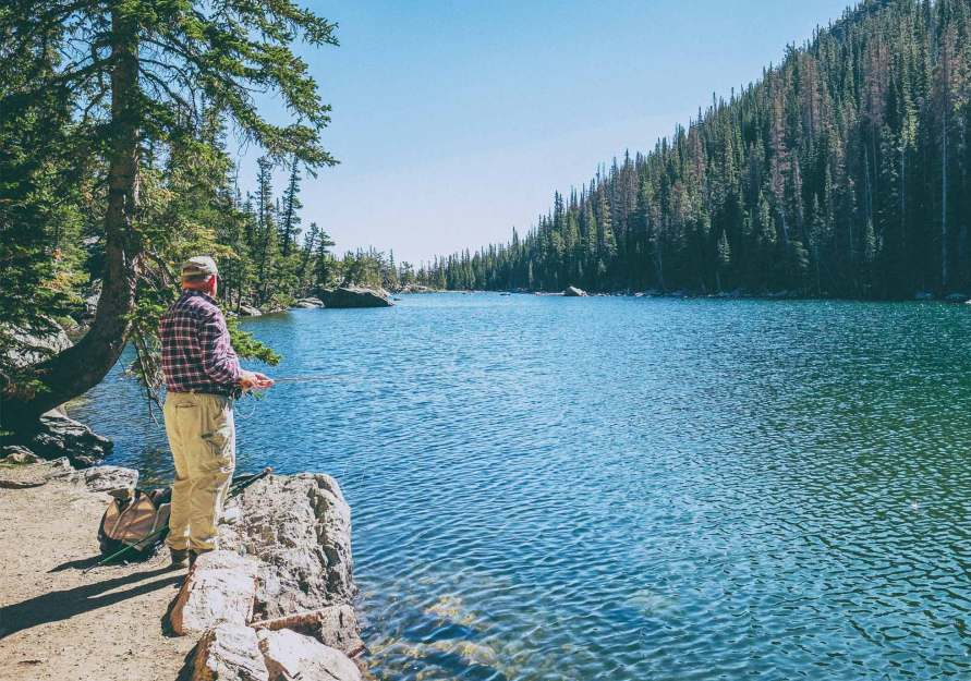 Try Our Fishing Lessons