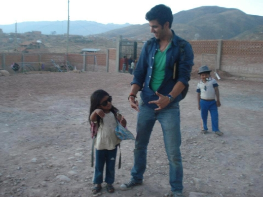 Fernando Barbosa: Young Leader In Action Against Child Labour