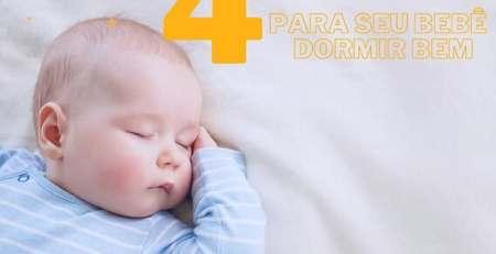 Seu Bebê Dormindo Tranquilo