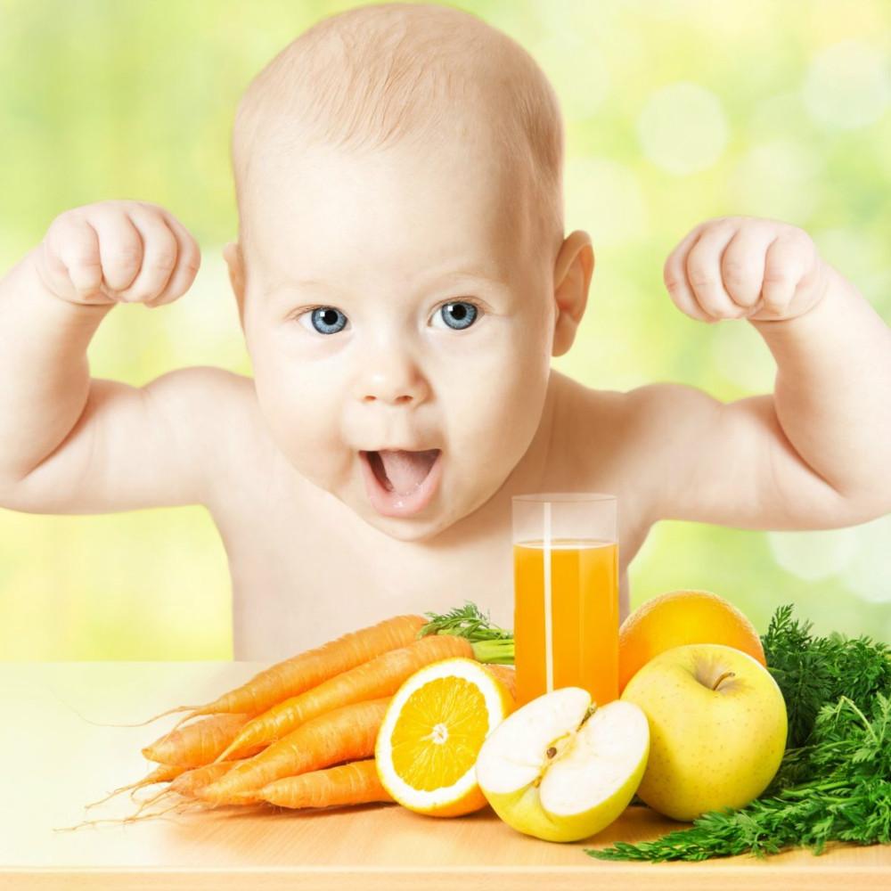 Verdades sobre alimentação infantil