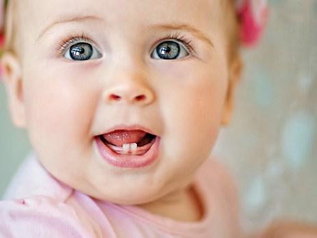 primeiros dentes