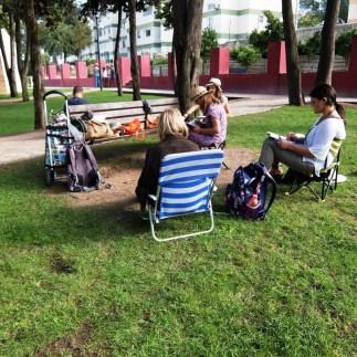 Workshop - Introdução ao Lápis-de-cor, Parque Urbano de S. Domingos de Rana