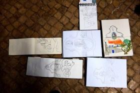 Workshop de Urban Sketching na Herdade da Mitra, Évora by Rita Caré aka Papiro