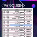 イベント『VANQUiSH』に出演