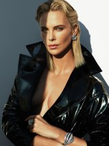Charlize Theron for ELLE UK