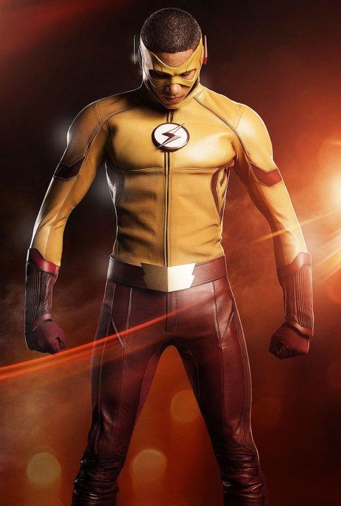 Ο Keiynan Lonsdale στον ρόλο του Kid Flash