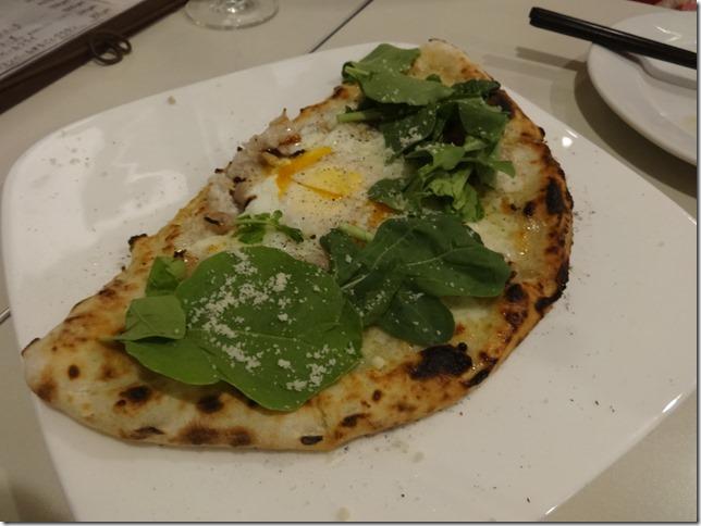 イタリアンと言えばピザ