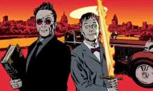 "'Sherlock' se junta ao 'Doutor' no elenco de ""Good Omen"""