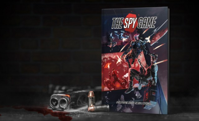 THE SPY GAME: NOVO RPG DE ESPIONAGEM USARÁ REGRAS DE D&D 5E!