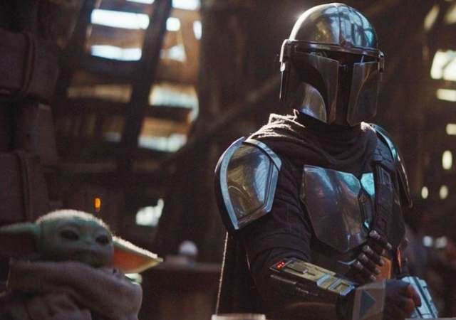Mais personagens em The Mandalorian!