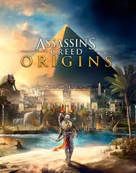 Assassin's Creed Origins na faixa!
