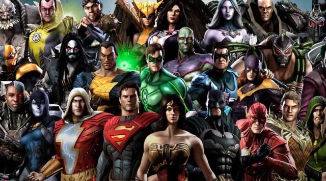 Injustice: Gods Among Us Ultimate Edition de graça!