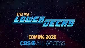 Star Trek animação!