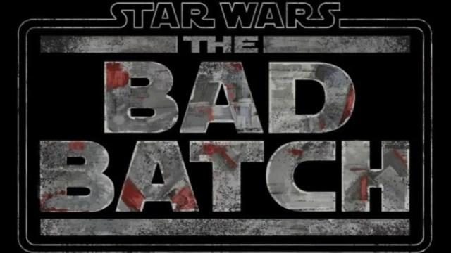 O Esquadrão Bad Batch se prepara para a apresentação!
