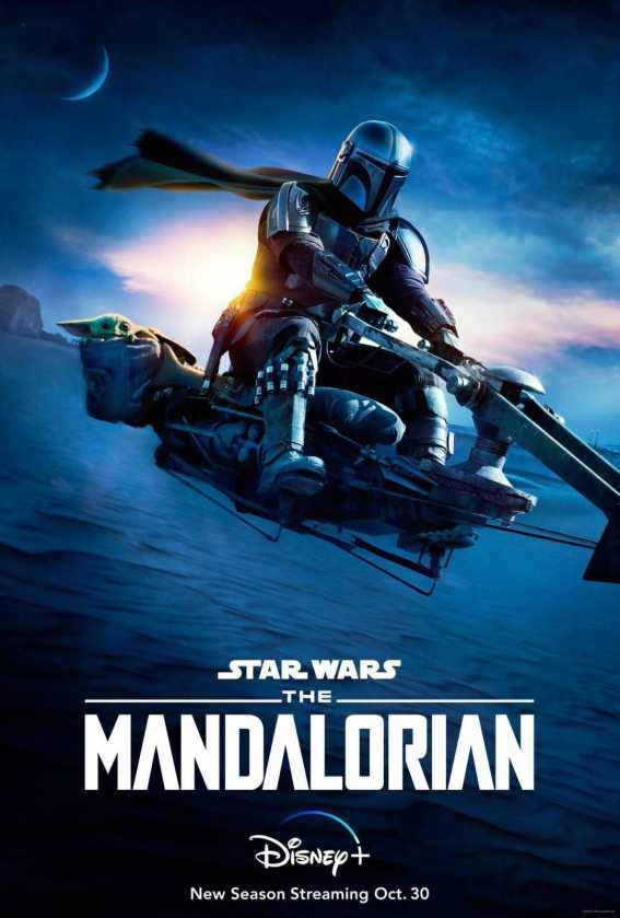 The Mandalorian está as portas!