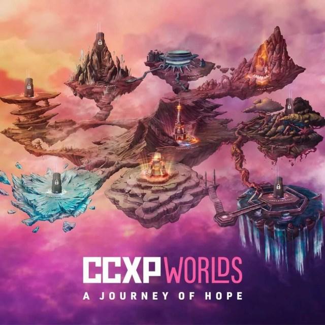 CCXP traz a agenda de eventos!