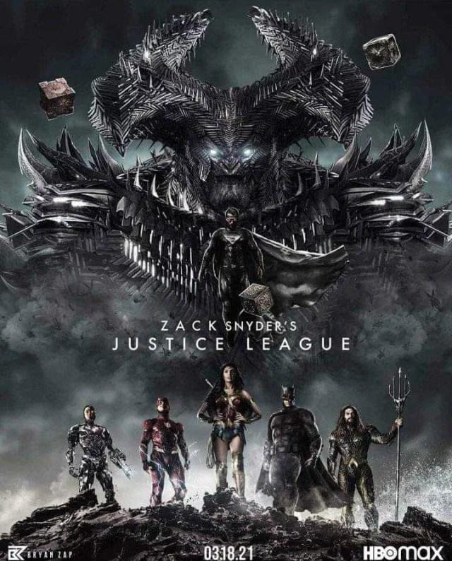 O Snyder Cult terá lançamento mundial!