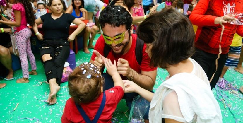 carnaval pra criançada