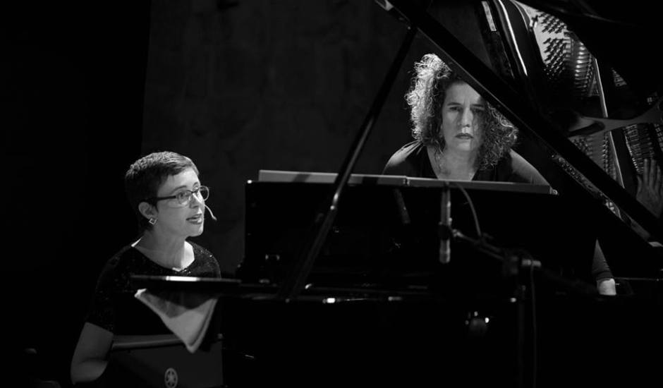 pianista brasileira Luciane Cardassi