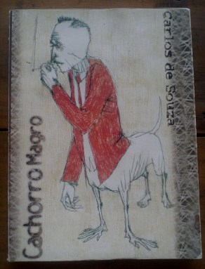 livro cachorro magro