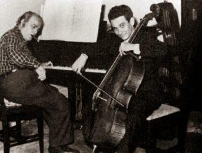 Aldo Parisot e Villa-Lobos