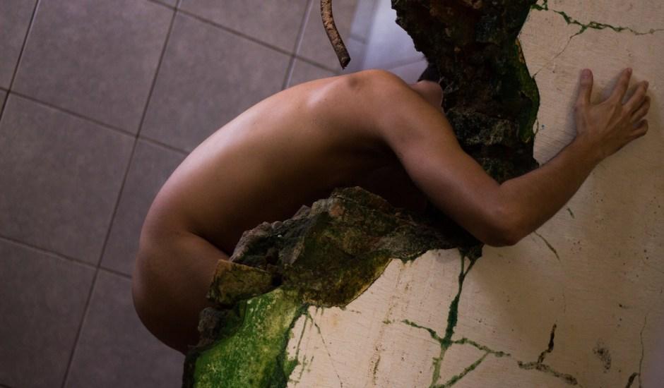 exposição corpo desabrigo by andré chacon