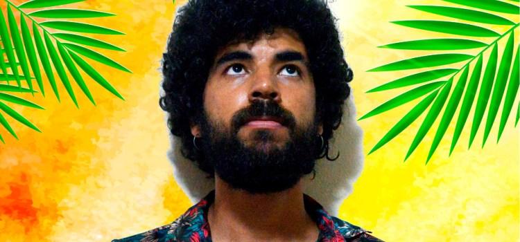 Felipe Nunes canta Caetano Veloso nesta quarta na Cidade Alta
