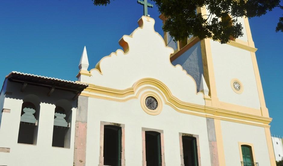 Igreja matriz de Natal, por Sergio Vilar