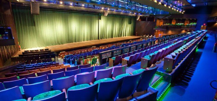 Teatro Riachuelo retoma atividades com muito forró