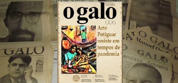 """FJA lança sexta edição de """"O Galo"""" em formato visual"""