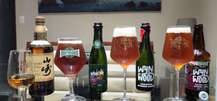 Degustação Vertical: Wynwood da HopMundi