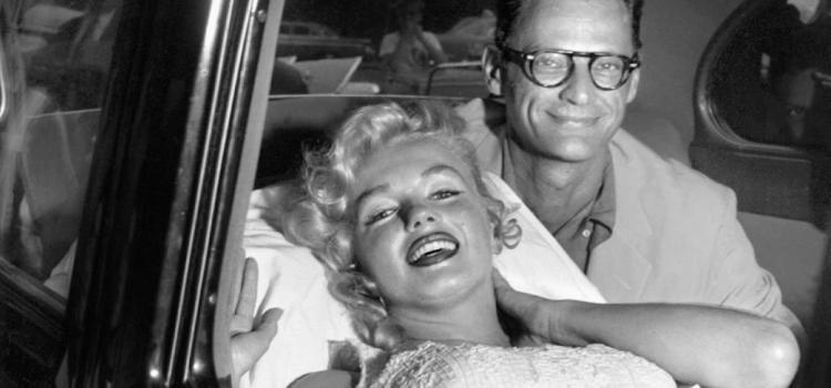 Miller, Marilyn e um certo major brasileiro
