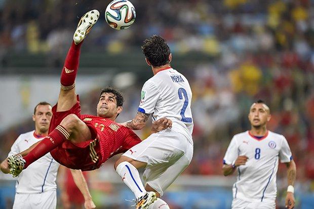 Ide Gomes Copa do Mundo