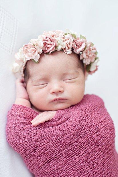 Karim Scharf Newborn