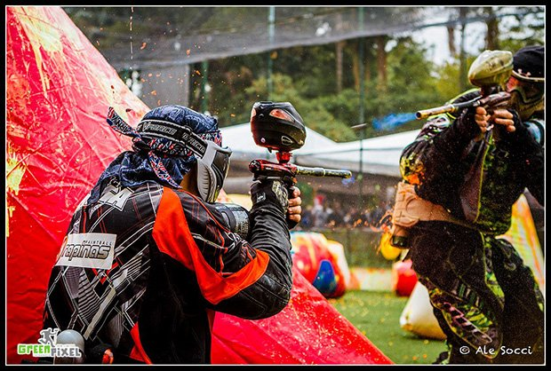 Alexandre Socci Paintball