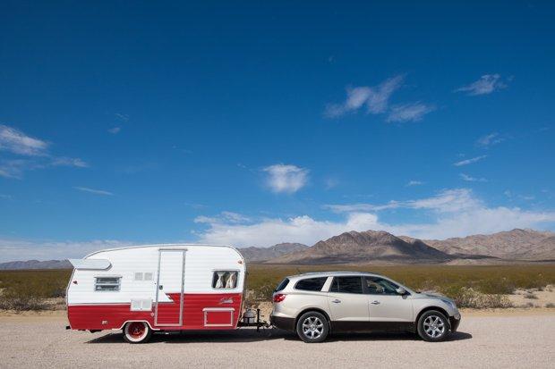 Primeira parada: Mojave Narrows Regional Park