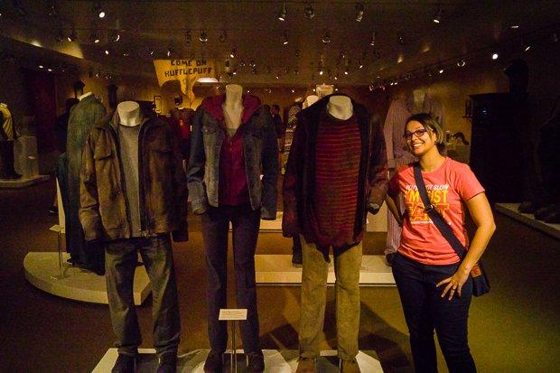 Museu da Warner Bros Studios   Foto produzida com LGG4