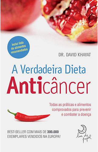 Resultado de imagem para imagens sobre livros sobre dieta anti cancer