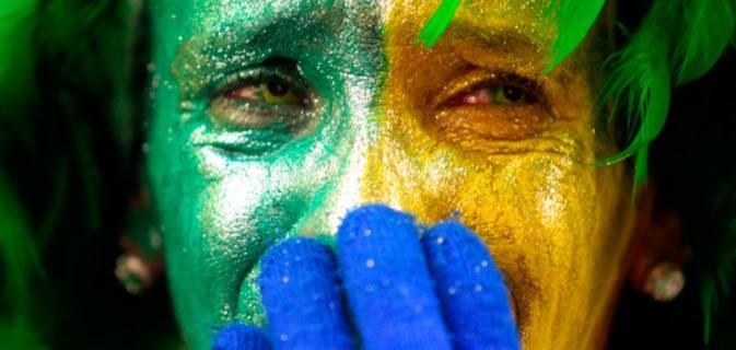 Brasil fora da Copa