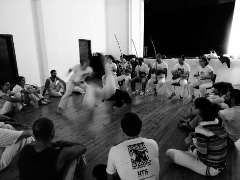 A Beginner's Guide to the Capoeira Roda