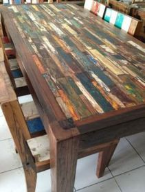 Amazing Resin Wood Table For Your Home Furniture 11