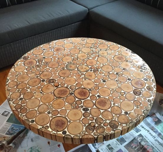 Amazing Resin Wood Table For Your Home Furniture 24