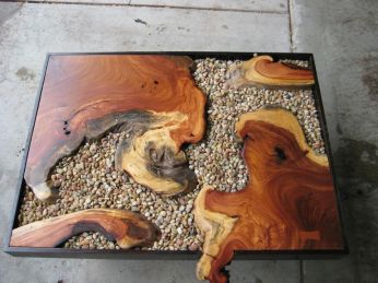 Amazing Resin Wood Table For Your Home Furniture 50