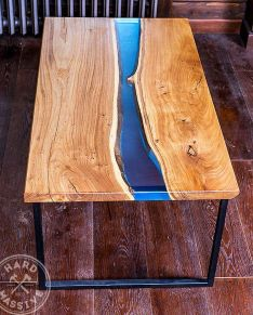 Amazing Resin Wood Table For Your Home Furniture 75
