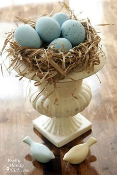 Inspiring Easter Decorations For The Home 26