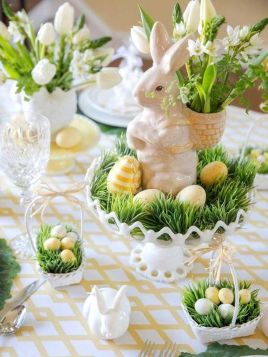 Inspiring Easter Decorations For The Home 28