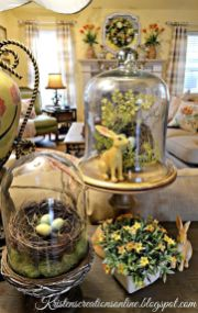 Inspiring Easter Decorations For The Home 33