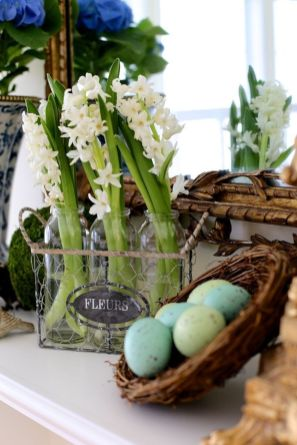 Inspiring Easter Decorations For The Home 53