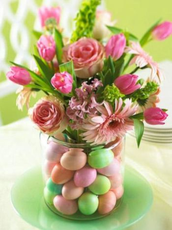 Inspiring Easter Decorations For The Home 62